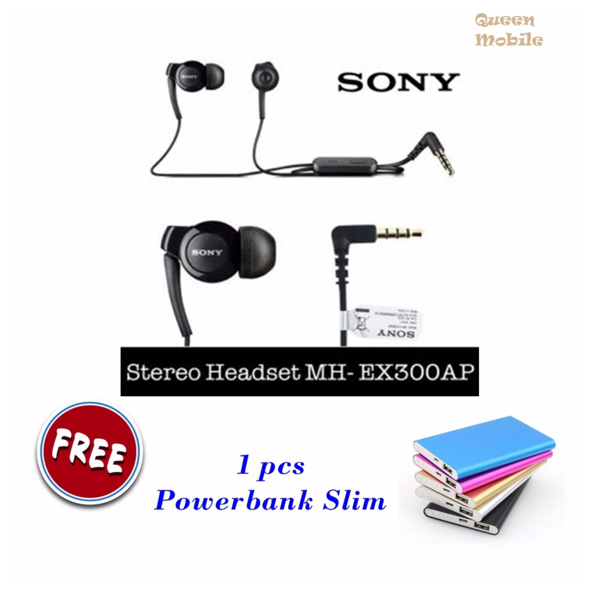 Spek Sony Stereo Headset Mdr 700Ap Powerbank Slim