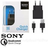 Jual Sony Xperia Qc Fast Chargered With Micro Usb Ep 881 Murah Dki Jakarta