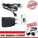 Jual Sony Uch10 Fast Charger Free Sony Handsfree Ex300Ap Branded Original