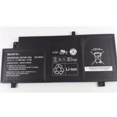 SONY VAIO Original Laptop Battery Seri SVF15A13SHB, VGP-BPS34, VGP-BPL34 Black