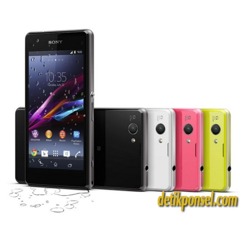 Review Sony Xperia Z1 Compact 4G Lte Ram 2Gb 16Gb 20 7Mp Quadcore 2 2Ghz Tahan Air Terbaru