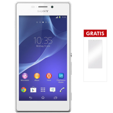 Miliki Segera Sony Xperia M2 Dual Putih Free Screen Protector