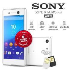 Sony Xperia M5 Dual Ram 3GB Rom 16GB