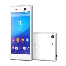 Sony Xperia M5 Dual Sim - 16GB - White