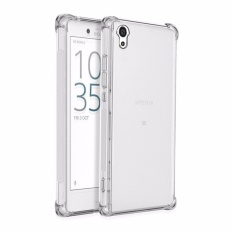 Sony Xperia XA Case Anti-Crack TPU Softcase (Clear)