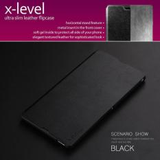 Sony Xperia Z Ultra Slim Leather Flip Case Flipcase Cover Flipcover