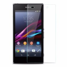Sony Xperia Z3  Anti Gores Kaca / Tempered Glass Kaca Bening