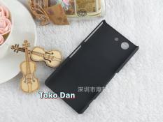 Toko Sony Xperia Z3 Compact Matte Casing Warna Hitam Murah Dki Jakarta