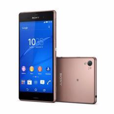 Ulasan Sony Xperia Z3 Resmi 16Gb Copper