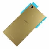 Katalog Sony Xperia Z5 Back Cover Cover Glass Belakang Gold Terbaru