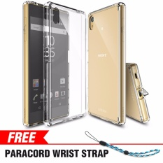 Harga Sony Xperia Z5 Case Ringke Fusion Crystal Clear Minimalis Transparan Pc Back Tpu Bumper Drop Protection Scratch Resistant Protective Cover Untuk Xperia Z5 Intl Di Korea Selatan
