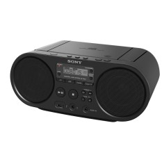 Sony Original ZS-PS50 / ZSPS50 / PS50 Black HiFi System Radio dan CD Boombox - CD / USB / Radio player warna Hitam garansi resmi 1 tahun Sony Indonesia