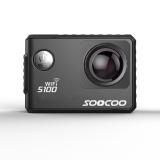 Beli Soocoo S100 4 K Wifi Olahraga Kamera Hd Waterproof Action Sport Camera Untuk Kolam Hitam Intl Online Tiongkok