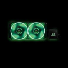 SOPLAY Liquid Freezer Sistem Pendingin Cair Air CPU Cooler Bantalan Hidrolik 120mm Dual Adjustable PWM Fan-Intl