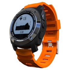 Sougou Profesional Gps Smartwatch Tekanan Suhu Tinggi Denyut Jantung Naik Gunung Berjalan Langkah Posisi-Intl