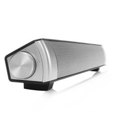 Review Sound Bar Wireless Subwoofer Bluetooth Speaker Black Intl Tiongkok