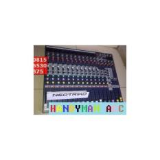 Soundcraft EFX12 - Mixer Audio 16 Ch (12Mono+2St) + FX [Made In CHINA]