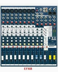 Jual Soundcraft Mixer Efx8 Satu Set