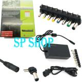 Beli Sp 96W Universal Power Charger Adapter Ac 110V 240V For Laptop Notebook Eu Plug Sp Gadget Murah