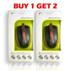 Sp Forev Office Mouse S3 Buy 1 Get 1 Free Terbaru