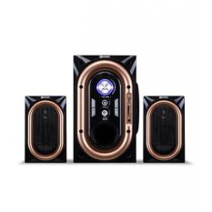 SP GMC 886C Speaker Aktif  [Subwoofer System] - Koneksi Bluetooth - Gold