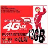 Promo Sp Gsm 13Gb Smartfren Terbaru
