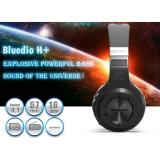 Promo Sp Hifi Bluedio H Wireless Bluetooth Hand Free Headset Super Bass Music Headphone With Line In Socket Microphone Tf Card Slot Indonesia