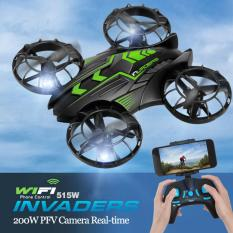 Dimana Beli Sp Jxd 515W Wifi Fpv Drone 2 4G 4Ch Wifi Real Time Transmition Remote Control Helicopter Altitude Hode With 3Mp Hd Camera Jxd