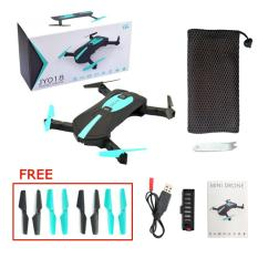 Kualitas Sp Mini Elfie Drone Jy018 Wifi Remote Control Foldable Quadcopter Drones With Camera Pocket Rc Helicopter Sp Gadget