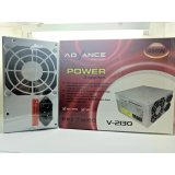 Spesifikasi Sp Power Supply Advance 450 W Wat Cpu Pc 450W Dan Harga