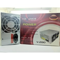 Beli Sp Power Supply Advance 450 W Wat Cpu Pc 450W Murah Di Jawa Barat