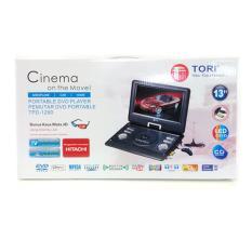 Jual Sp Shop Tori Dvd Player Portable 12 Di Bawah Harga