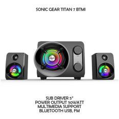 Jual Sp Speaker Sonicgear Titan 7 Btmi 2017 Branded Murah