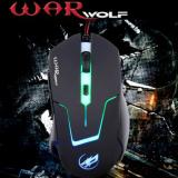 Cuci Gudang Sp Mouse Warwolf T5 Gaming