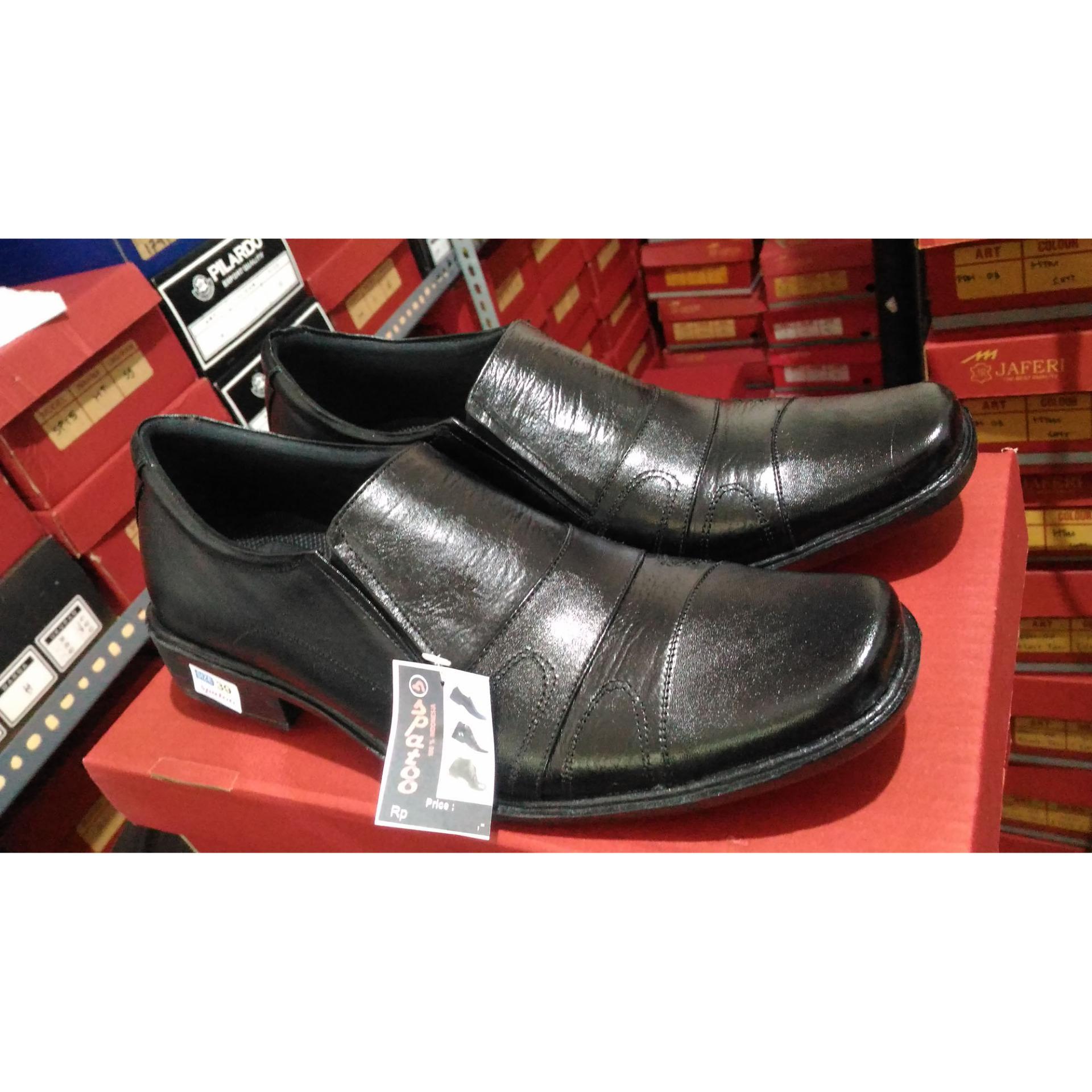 Jual spatoo sepatu kulit murah garansi dan berkualitas  81b432999d