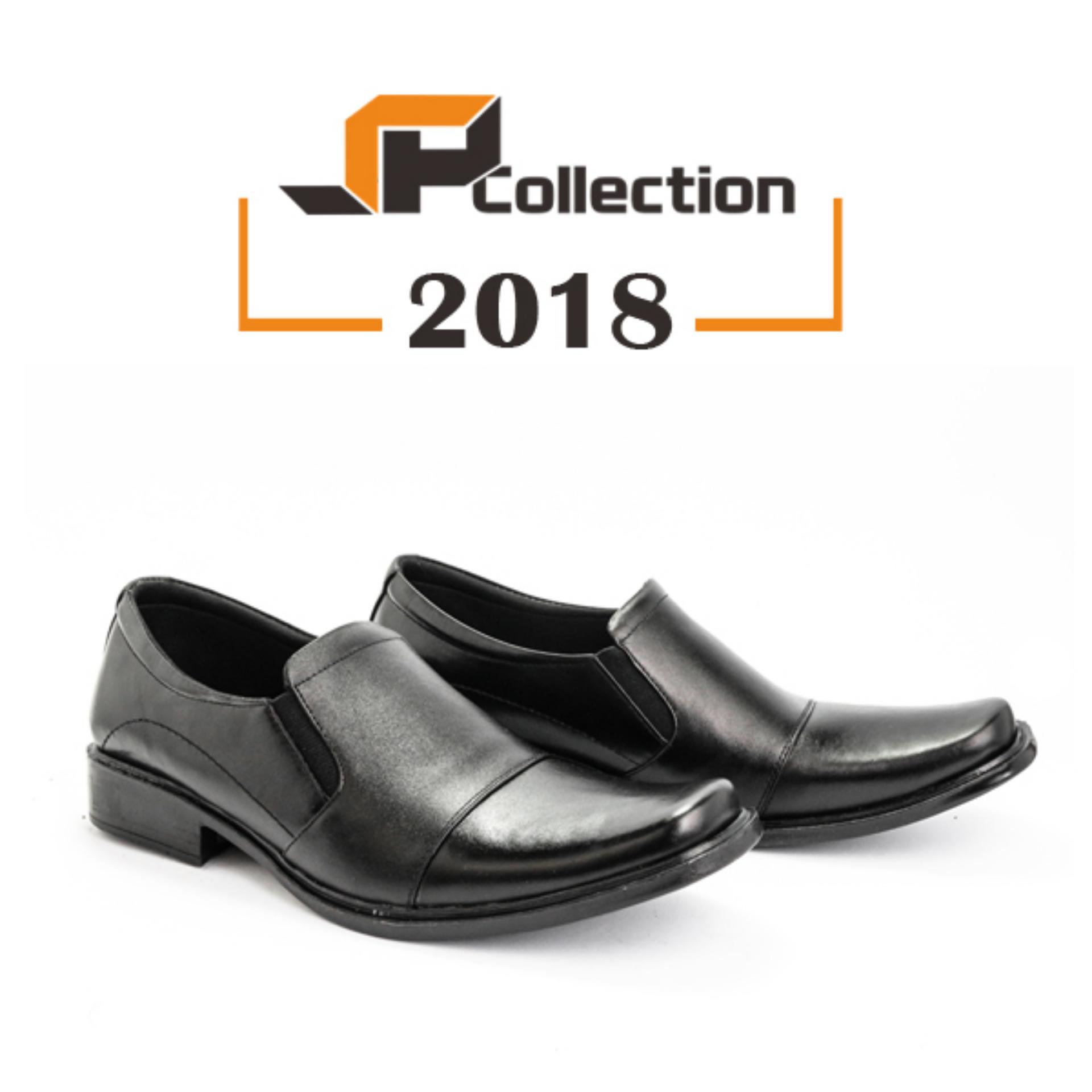 Beli Spatoo Sepatu Pantofel Pria 2018 Hitam Sepatu Kulit Sepatu Kantor Sepatu Kerja Sepatu Pdh Sepatu Kulit Murah Sepatu Kulit Pria Sepatu Pantofel Kulit Sepatu Pdh Kulit Sepatu Pria Kulit Asli Sepatu Pria Slip On Sepatu Slip On Spatoo Asli