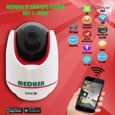 Harga Spc Clever Ip Cam Kst 1 960P 1 3Mp Wifi Onvif Two Way Audio Terbaik