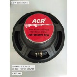Harga Speaker Acr 10In Pro 25H100 Wofer 400 Watt Acr Ori