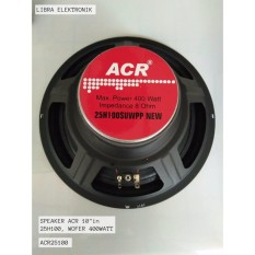Speaker ACR 10in Pro 25H100 Wofer 400 Watt