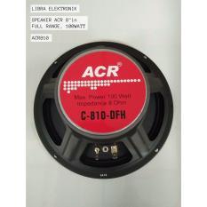 Speaker ACR 8in ACR810 Full Range 100Watt