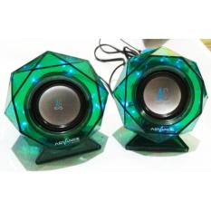 Harga Speaker Advance Duo 055 For Komputer Online