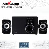 Speaker Advance M180Bt Speaker Aktif 2 1 Bluetooth New Advance Diskon