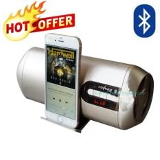 Speaker Advance Vs10bt ( Bluetooth )Super Bass standing Hp layar Digital - Warna random