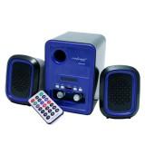Jual Speaker Aktif Advance Duo 200 Subwoofer Branded Original