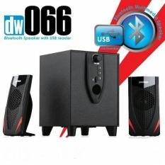 Beli Speaker Aktif Bluetooth Dazumba Dw 066 Usb Garansi Resmi 1Tahun Online Terpercaya