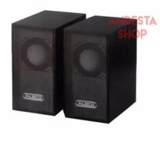 Speaker AKTIF FLECO F-015 / Speaker Mini HP dan Komputer F015