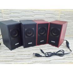 Speaker AKTIF FLECO F-016 / Speaker Mini HP dan Komputer F016