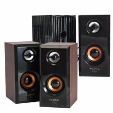Speaker AKTIF FLECO F-017 / Speaker Mini HP dan Komputer F017
