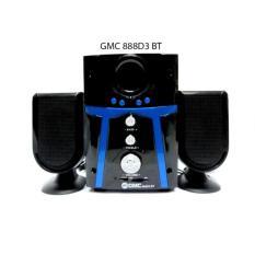 Speaker Aktif GMC 888D3 BT Bisa bluetooth garansi resmi