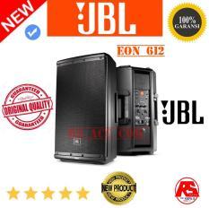 SPEAKER AKTIF JBL EON 612 Powered 12 Inch 2 Way Loudspeaker Each ORIGINAL